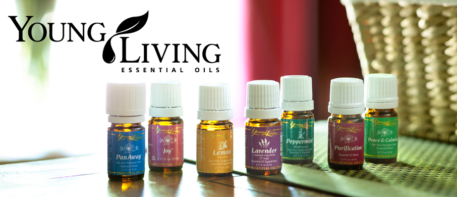 Young Living Essential Oils for Winston Salem