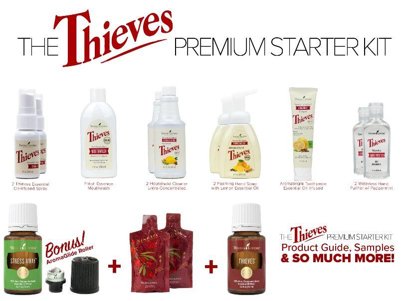 Premium Starter Kit We Heart Essential Oils